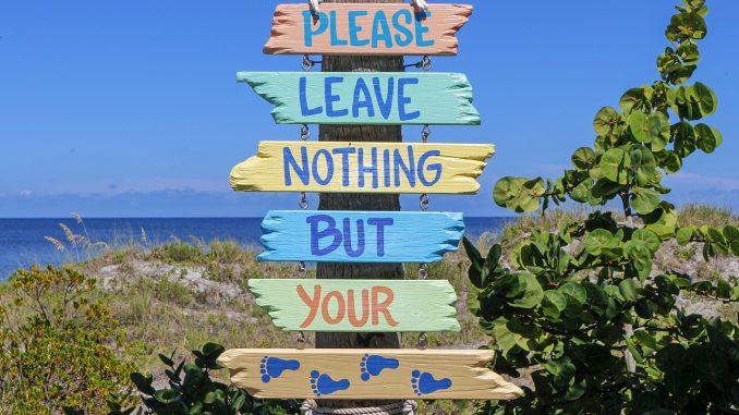 Partir en vacances l'esprit libre
