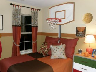 Comment faire un panier de basket pour sa chambre