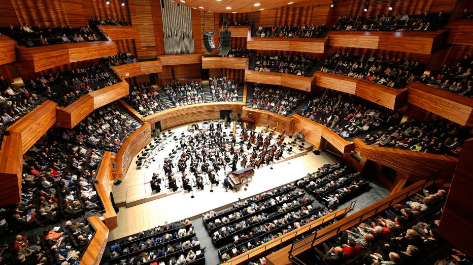 La maison de la Radio concert musique classique