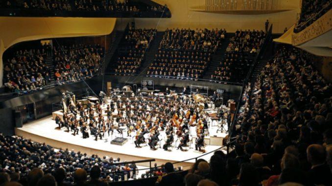 ecouter musique classique Paris