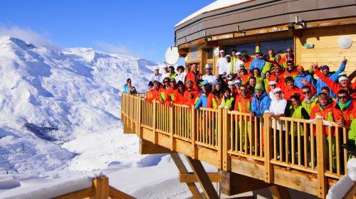 emploi saisonnier ski